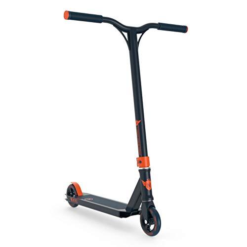 Longway Pro Stunt-Scooter - Metro - Roller/Tretroller für Kinder und Erwachsene - Blau Orange