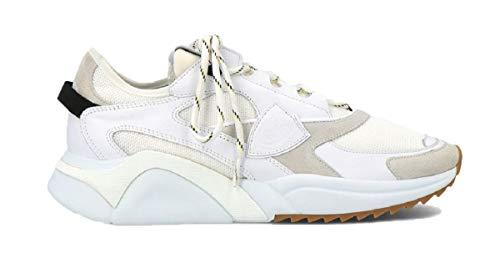 Philippe Model Sneaker Uomo Eze L U Mondial Reseau EZLU WK06 Blanc Bianca PE20 39