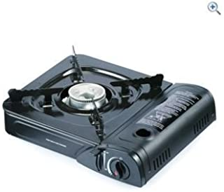Portable Camping Gas Cooker Stove Hob & Carry Case by ...