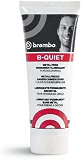 Brembo B-Quiet Brake Lubricant for HIGH Efficiency Brakes (75ml/2.5oz)