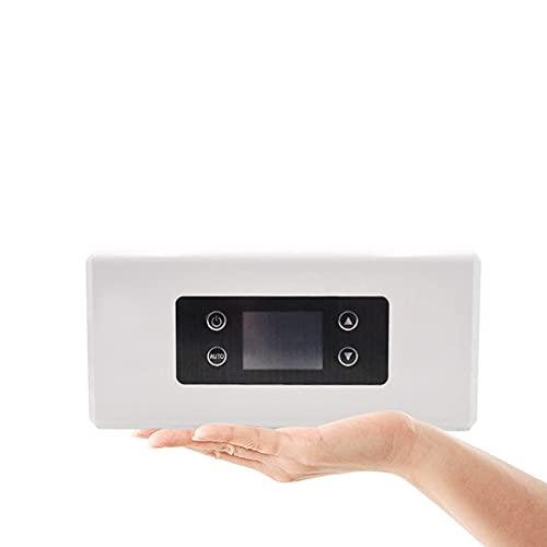 ACOOLOO Insulin Cooler Travel Case Medical Refrigerator, Mini Insulin Refrigerator Portable USB Car Refrigerator 2-8°C Thermostat Refrigeration for Refrigerating Medicines Food Drinks