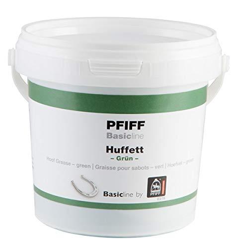 Pfiff Basicline - Cera para Caballos, extracto de Laurel, Cera Verde, 500 g