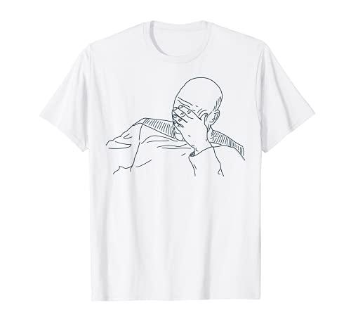 Picard Facepalm T-Shirt