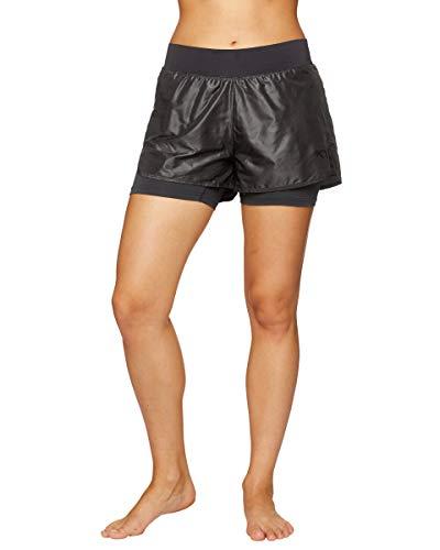 Kari Traa Sigrun Short de course pour femme Noir Taille XL