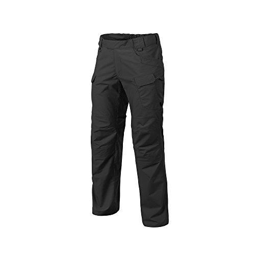Helikon-Tex URBAN Tactical Pants -Polycotton Ripstop, Schwarz, L/Regular