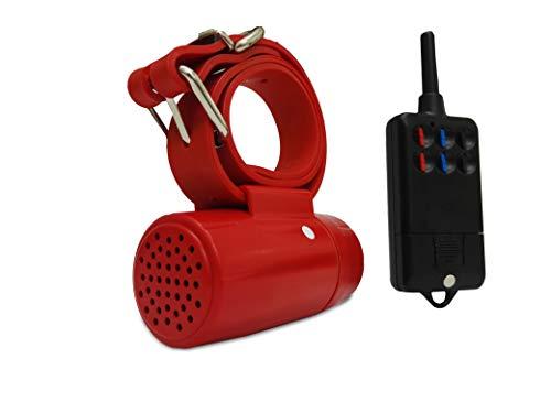 MultiSound TeleBepeer-11MultiSound - Collare Beeper con Telecomando per Cane da Caccia. Totalmente Impermeabile e Udibile da Grandi Distanze.