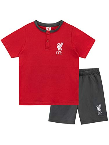 Liverpool FC Pigiama per Ragazzi Rosso 9-10 Anni