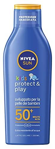 Nivea Sun–Kids, Leche Solar Protectora–200ML