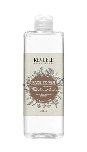 Revuele Gesichtswasser mit Zaubernuss und Kokoswasser, 400 ml