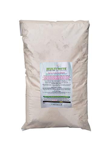 Multi-Mite 10KG DIATOMACEOUS EARTH Feed Grade DE Powder SPECIAL GRADE DE