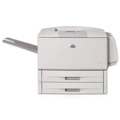 Review Of Hp Laserjet 9050dn Mono Laser Printer 50 Ppm 128 Mb 533 Mhz 11 X17 600 X 600 Dpi Max Dut...