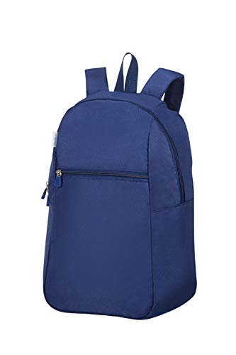Samsonite Global Travel Accessories - Foldable Zaino Casual 44 centimeters 1 Blu (Midnight Blue)