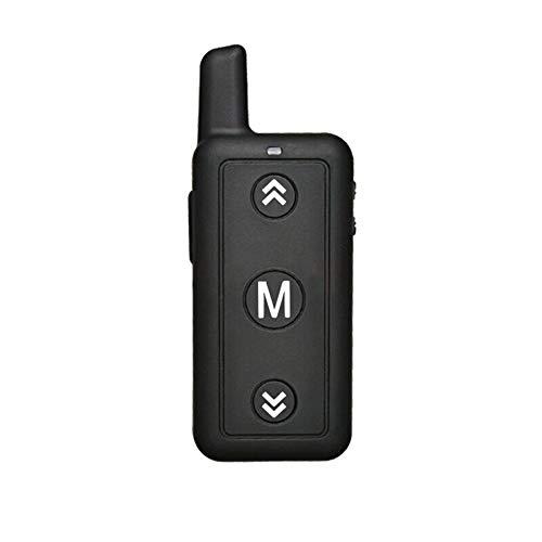 LIUGUANJIANG Mini walkie-Talkie Mini par de Ultra Delgado 4S Tienda Hotel peluquería salón de Belleza Civil pequeño Mini walkie-Talkie Mini walkie-Talkie Individual