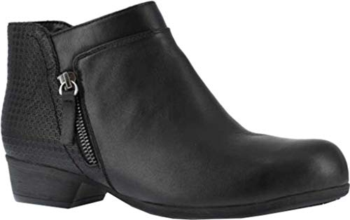 Rockport Works Carly Women s Steel Toe Safety Boot Black - 8 Medium