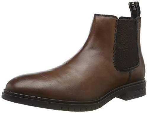 s.Oliver Herren 5-5-15302-23 Desert Boots, Braun (Cognac 305), 41 EU