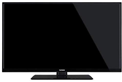 """Telefunken EXPTE 49 S31 Y2P 49"""" 4K Ultra HD Smart-TV WLAN Schwarz"""