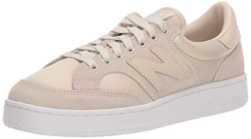 New Balance Women's Pro Court Cup V1 Sneaker, Bone/MUNSELL White, 11 B US