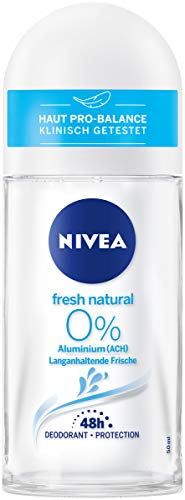 NIVEA Roll-On Fresh Natural, 50 ml