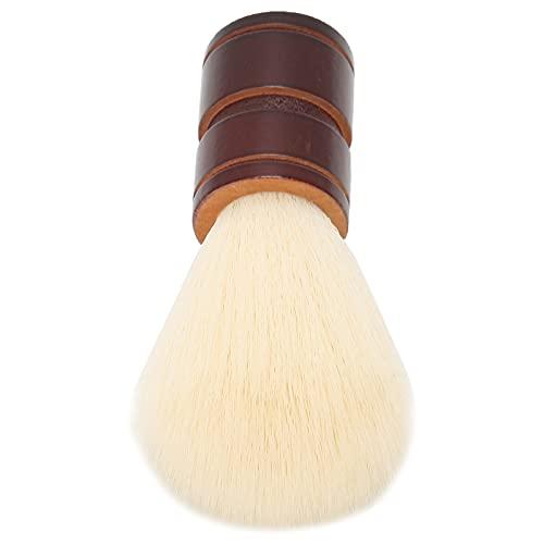 Blaireau pour hommes, poils ultra-doux avec poignée ergonomique, doux et agréable pour la peau, meilleur cadeau pour père, mari, petit ami