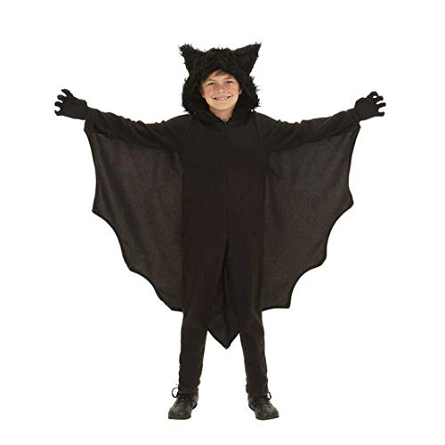 THEE Kinder Vampir Fledermaus Kostüm Halloween Jumpsuit Karneval Fasching Fastnacht Cosplay Kostüme