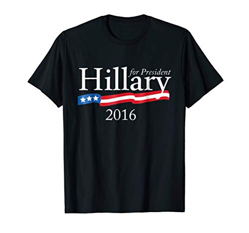 Mens Hillary Clinton Election 2016 President T Shirt