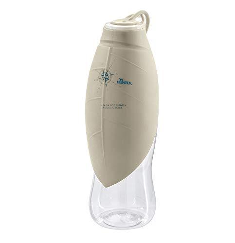 HUNTER Outdoor Trinkflasche mit Silikonnapf List Beige