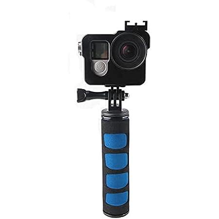 """CAMROLITE 1/4"""" Screw Mini DSLR Hand Stabilizer Holder Grip for Smartphones,Go Pro,Canon,Nikon & Other DSLR Cameras"""