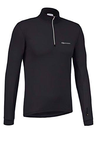Gonso Christian T-Shirt pour Homme Noir Taille M