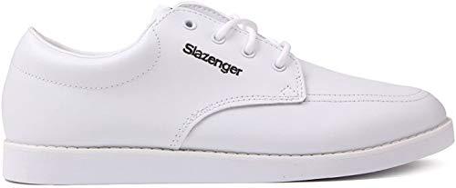 Slazenger Zapatillas de bolos para hombre, para el tiempo libre, zapatillas deportivas,...