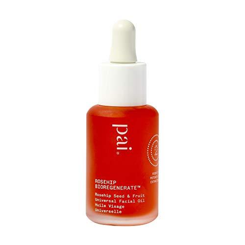 Pai Skincare Hagebutte BioRegenerate Öl für Narben, Dehnungsstreifen, Sonnengeschädigte Haut und Feine Linien - Geeignet für Empfindliche Haut - 30ml