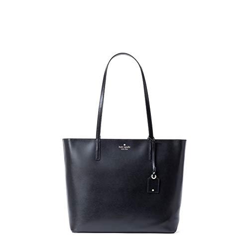 Kate Spade New York Janie Medium Tote Handbag Black, Large