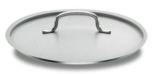 Lacor Tapa Chef-INOX, Acero Inoxidable, Plateado, 24 cm