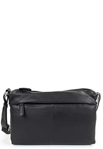 Emily & Noah Umhängetasche Maestro 5027 Damen Handtaschen Uni black 100 One Size