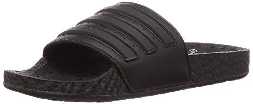 adidas Unisex-Adult Adilette Boost Sandal, Core Black/Core Black/Core Black, 42 EU