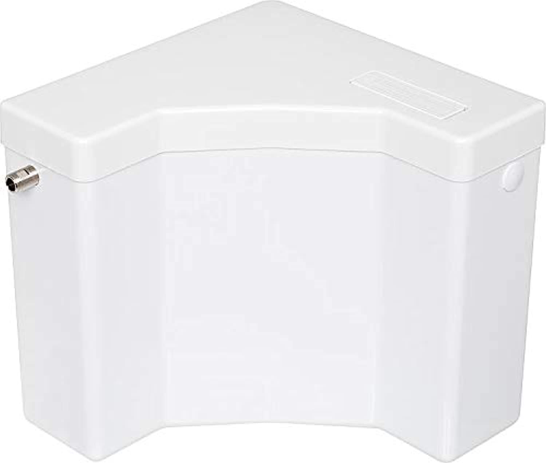 WC-Eckspüllkasten Spülkasten tiefhaengend Spuelmenge 6-9 Liter einstellbar weiss