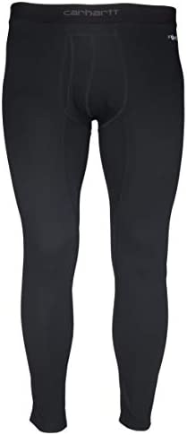 Carhartt Men s Force Midweight Classic Thermal Base Layer Pant Black Medium product image