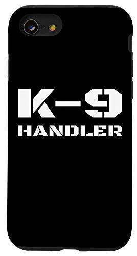 iPhone SE (2020) / 7 / 8 K-9 Handler Police Dog Trainer K9 Unit Officer Canine Team Case