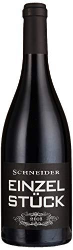 Markus Schneider Weingut Einzelstück - Portugieser - Qualitätswein trocken, 2016 (1 x 0.75 l)