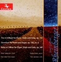 Trio, Op. 112; Ouverture, Op. 150 No. 6; Suite, Op. 149 by FORSTER / GRAUN / KNECHTEL / MOLT (2010-07-27)