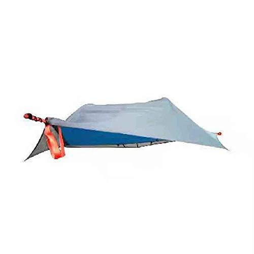 Solo Persona Senderismo Viajar Tienda Tienda Al Aire Libre Camping Árbol Hamaca Bed Ultralight Multifuncional Tres árboles Colgando Cama-Royalblue (Color : Gray)