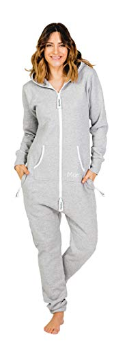 Moniz Damen Jumpsuit, grau - 2