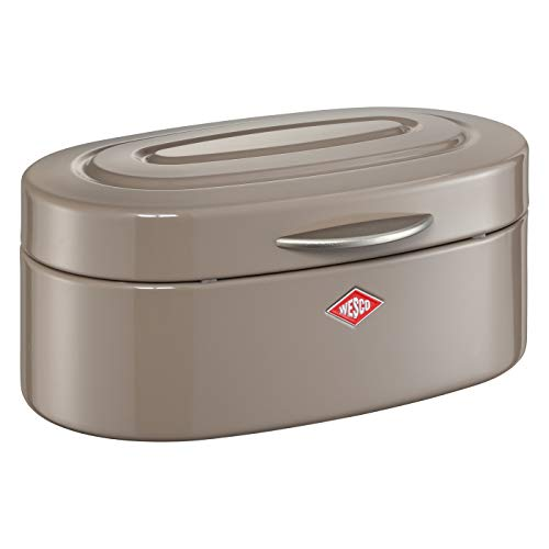 Wesco Brotkasten Single Elly warm grey