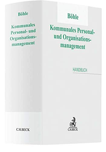 Kommunales Personal- und Organisationsmanagement