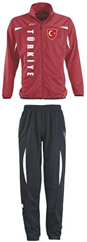 Aprom-Sports TÜRKEI Trainingsanzug - Sportanzug - S-XXL - Fußball Fitness (L)