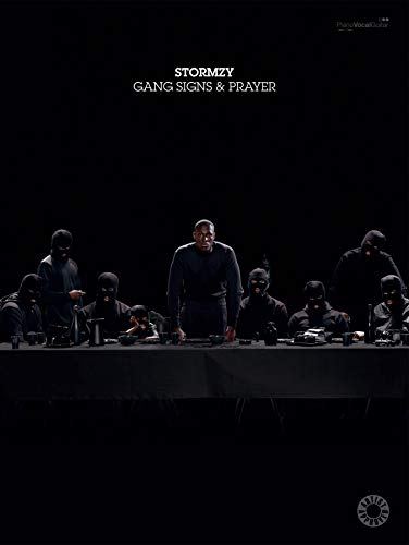 Stormzy: Gang Signs & Prayer -For Piano, Voice & Guitar- (Book): Songbook für Klavier, Gesang, Gitarre (Faber Edition)