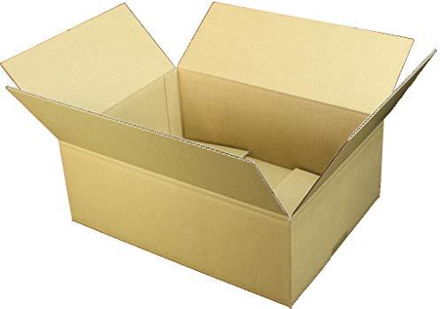 愛パックダンボール ダンボール箱 80サイズ 40枚 段ボール 日本製 無地 薄型素材
