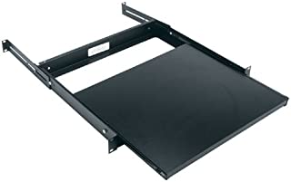 Middle Atlantic SSL Sliding Shelf Low Profile, Single Rack Space, 35 lbs Weight Capacity