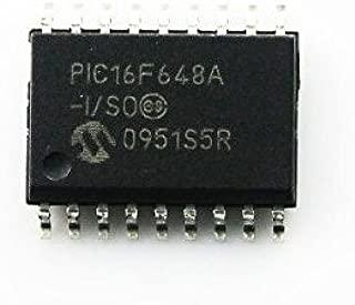 Quickbuying 10 PCS PIC16F648A PIC16F648A-I/SO SOP IC MCU 8BIT 7KB FLASH NEW