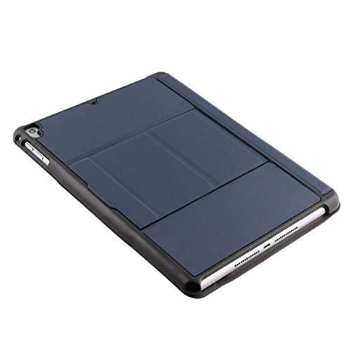 WLWLEO Voor Ipad air1/air2 /ipad pro 9.7 / ipad 9.7 2017 Toetsenbord Case Tablet Case Magnetische Afzonderlijke Draadloze Bluetooth Toetsenbord Case met Stand Functie
