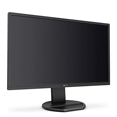 Philips 271B8QJEB - 27 Zoll FHD Monitor, höhenverstellbar (1920x1080, 60 Hz, VGA, DVI, HDMI, DisplayPort, USB Hub) schwarz